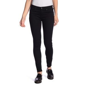 Black Stretchy Skinny Jean- Size 24